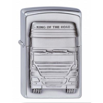 Zippo - King of the Road Emblem