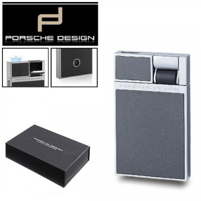Porsche Design - P3632 - FlatFlame - aansteker - Grey