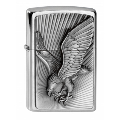 Zippo - Eagle 3D Emblem
