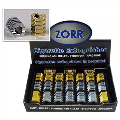 Zorr - Sigarettendover - Open - Zeskant - Display (24-stuks)