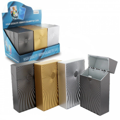 Zorr - Sig.box/huls - Metaal - 100mm SKS - 20 Sig. - Pop-up - Display (12-stuks)
