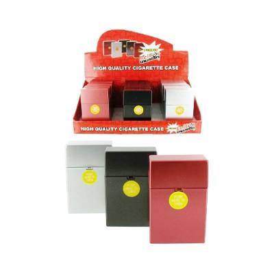 Belbox - Sig.box/huls - Plastic - 85mm - 30 Sig. - Metalic - Display (12-stuks)