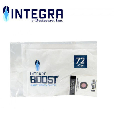 Integra Boost Humidor Packs - 72% - 67 gram