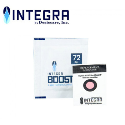 Integra Boost Humidor Packs - 72% - 8 gram