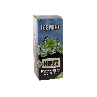 Hipzz - Flavour Card - Ice Mint - Display 20 (St.)