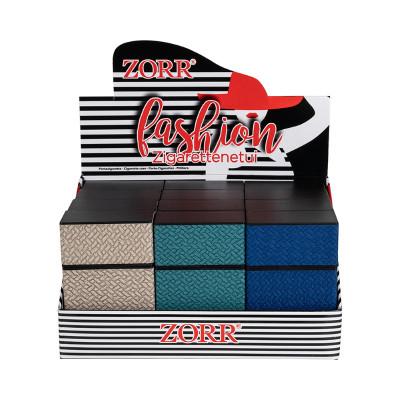 Zorr - Sig.box/huls - Plastic - 85mm - 20 Sig- Fashion - Display (12-stuks)
