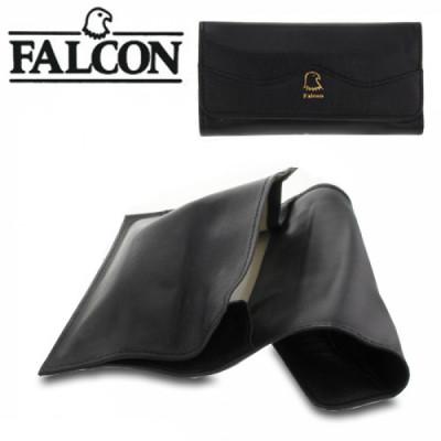 Falcon Roll-up Lamsleder zwart 15 cm + Bodem
