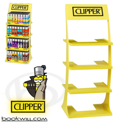 Clipper Toonbankdisplay - Recht (145x170x505 mm)
