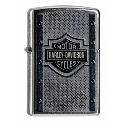 Zippo - Harley-Davidson Metal