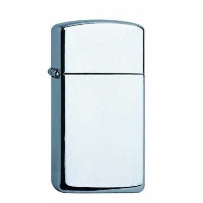 Zippo Slim - Chrome High Polished