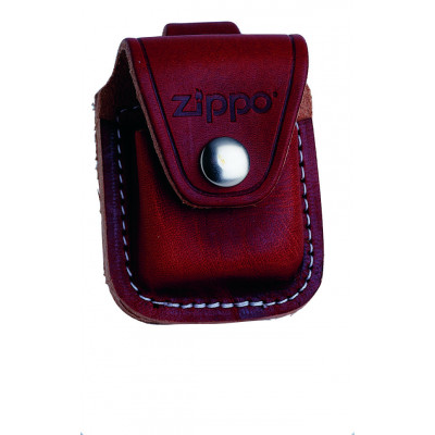 Zippo Accessoires - Lighter Pouche (Etui) - Brown Loop