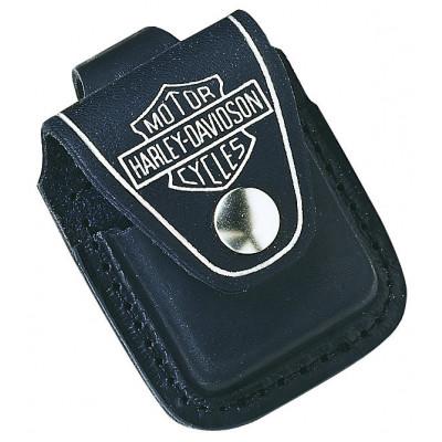 Zippo Accessoires - Lighter Pouche (Etui) - Harley-Davidson Black