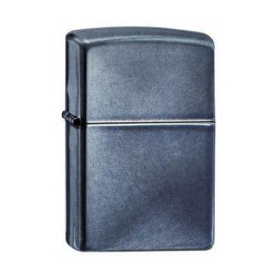 Zippo Regular - Grey Dusk