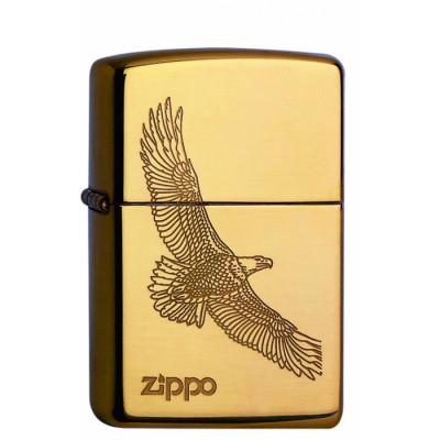 Zippo - Eagle Brass