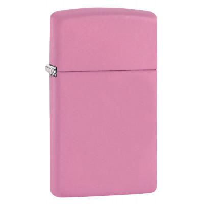 Zippo Slim - Pink Matte