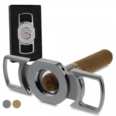 Faro - Sigarenknipper - Ø26mm - Double-Cut - Deluxe - Klik voor Kleur-selectie