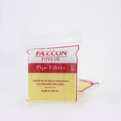 Falcon - Pijpfilters - 6mm - 50 Stuks per pakje - Display (6-pakjes)