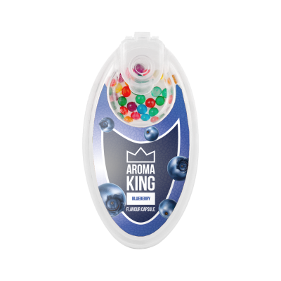 AromaKING - Flavour Capsule - Blueberry (100 Capsule)