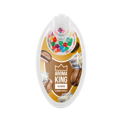 AromaKING - Flavour Capsule - Ice Coffee (100 Capsule)