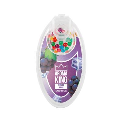 AromaKING - Flavour Capsule - Ice Grape (100 Capsule)