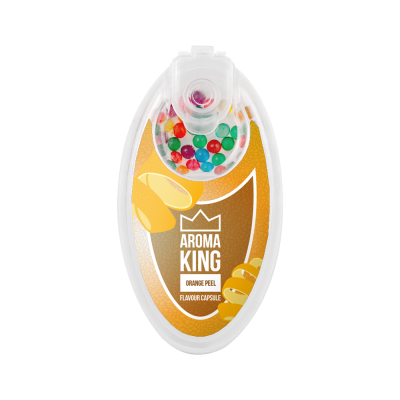 AromaKING - Flavour Capsule - Orange Peel (100 Capsule)