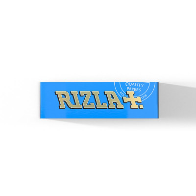 Rizla - Blue Regular Booklet 60 display (100 St.)
